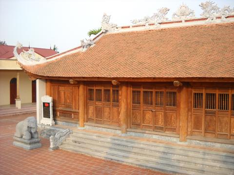 Công đức xây dựng Đình Hòa Lạc